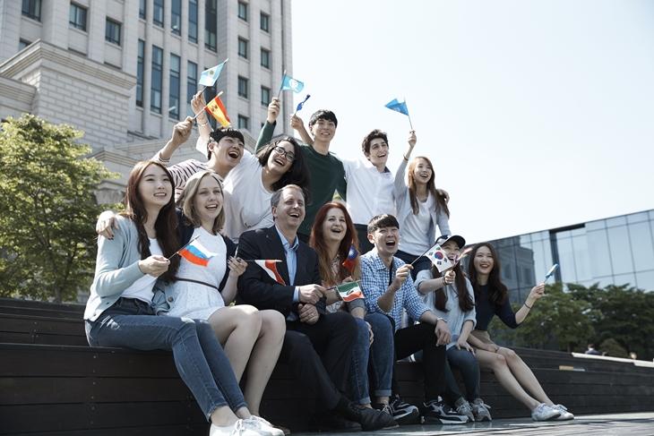 한국외대, 외교관 후보자 선발시험 합격자 5명 배출